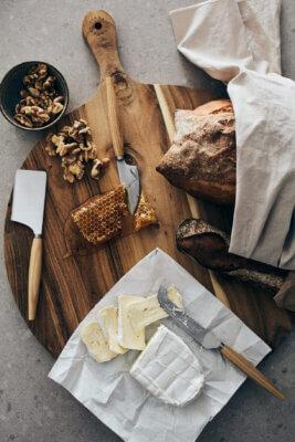 Retro juustosetti