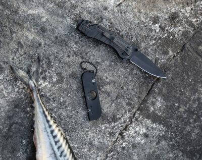 Orrefors Hunting veitsisetti