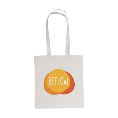 Kassit ja laukut omalla logolla - Puuvillakassi pitkillä tai lyhyillä kahvoilla