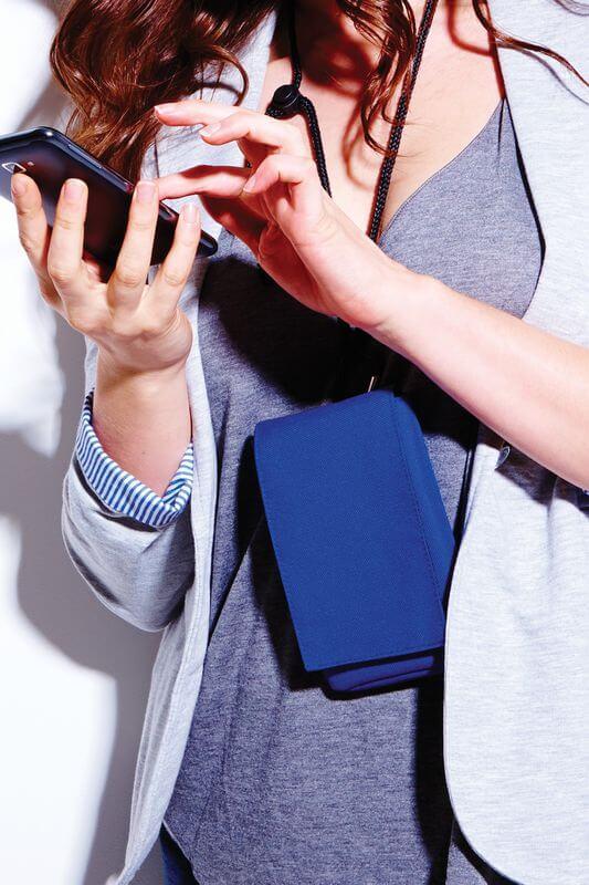 Kännykkäpussi