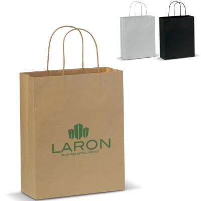 Kassit ja laukut omalla logolla - Ekologinen paperikassi