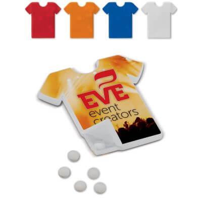T-paidanmuotoinen karkkirasia