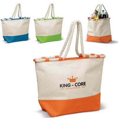 Kassit ja laukut omalla logolla - Tyylikäs canvas kassi