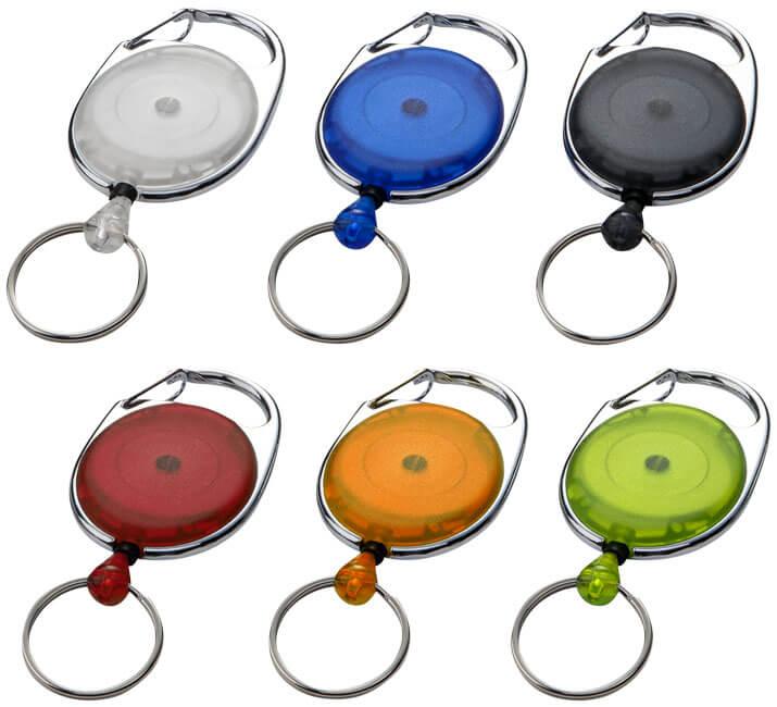 Mainos- ja promotuotteet - Värikkäät jojo avaimenperät
