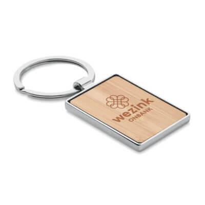 Bambu-metalli avaimenperä