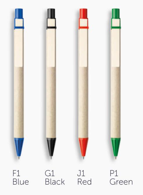 Mainoskynät - Ekologinen kuulakärki kynä