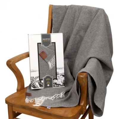 Tekstiilit - Villa-pellava torkkupeitto