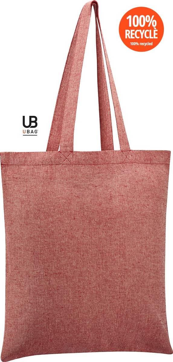 Kassit ja laukut omalla logolla - Valmistettu 100% kierrätysmateriaalista
