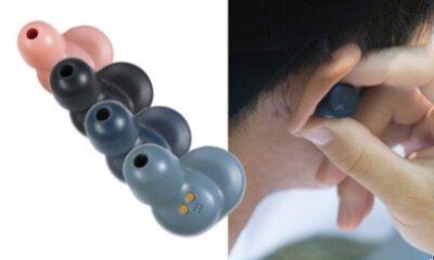 JVC A17T kuulokkeet