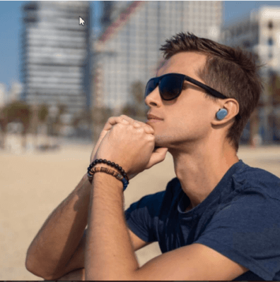 JVC HA-A10T langattomat kuulokkeet