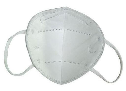 Vapaa-aika - KN95 standardin mukainen maski suodattaa yli 95 prosenttia hiukkasista.