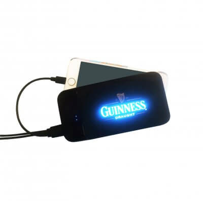 LED Shake powerbank
