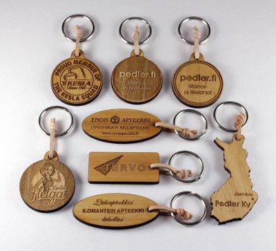 Kotimaiset avaimenperät