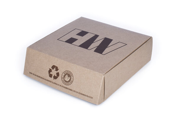Ekologiset tuotteet - Pipo ja kaulaliina lahjapakkauksessa