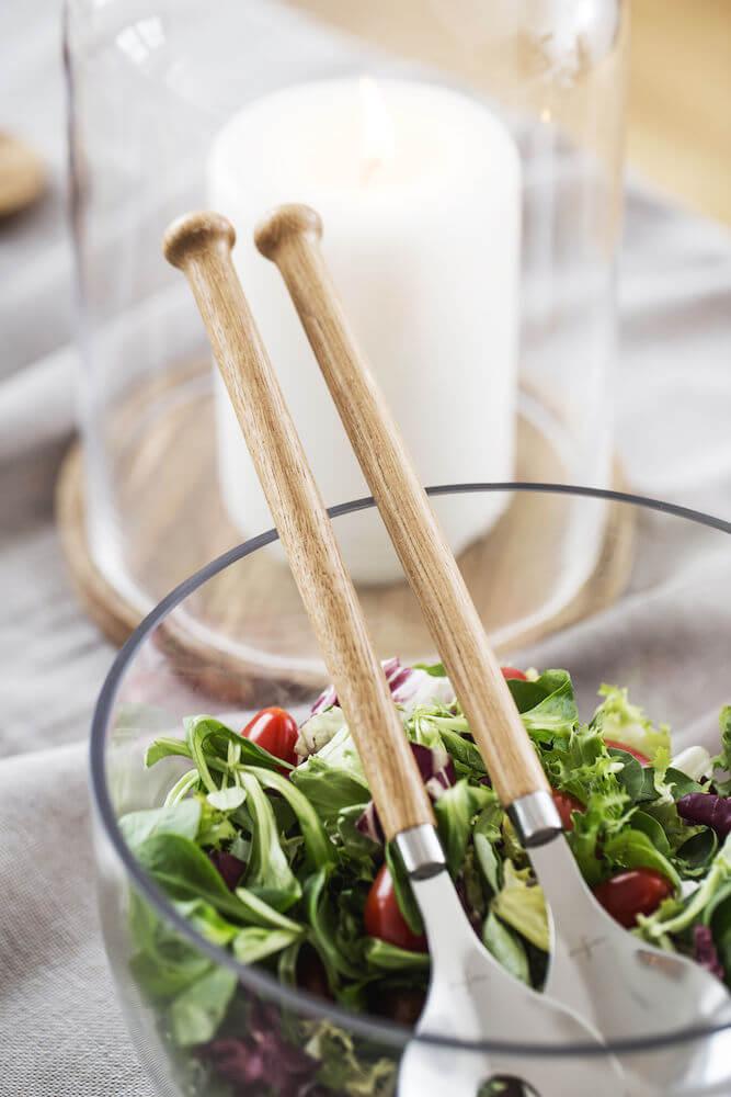 Salaatinottimet
