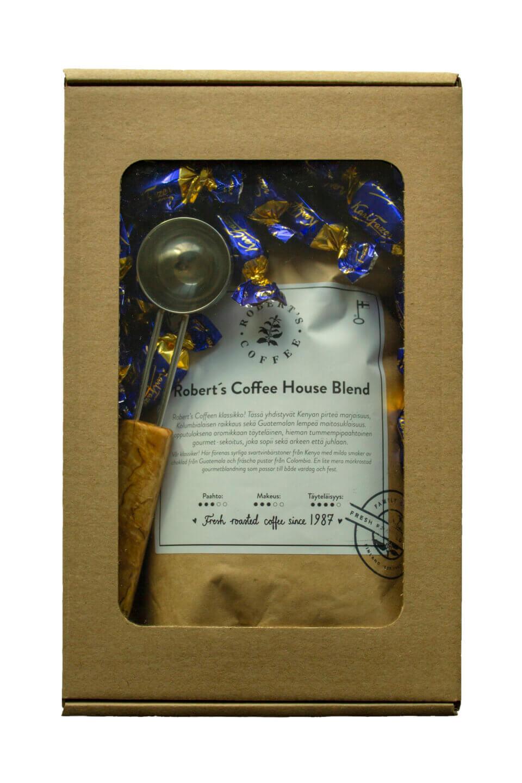 Kahvi lahjasetti