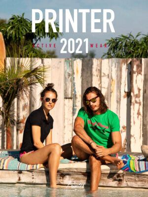 Avaa kuvasto Printer Active Wear 2021