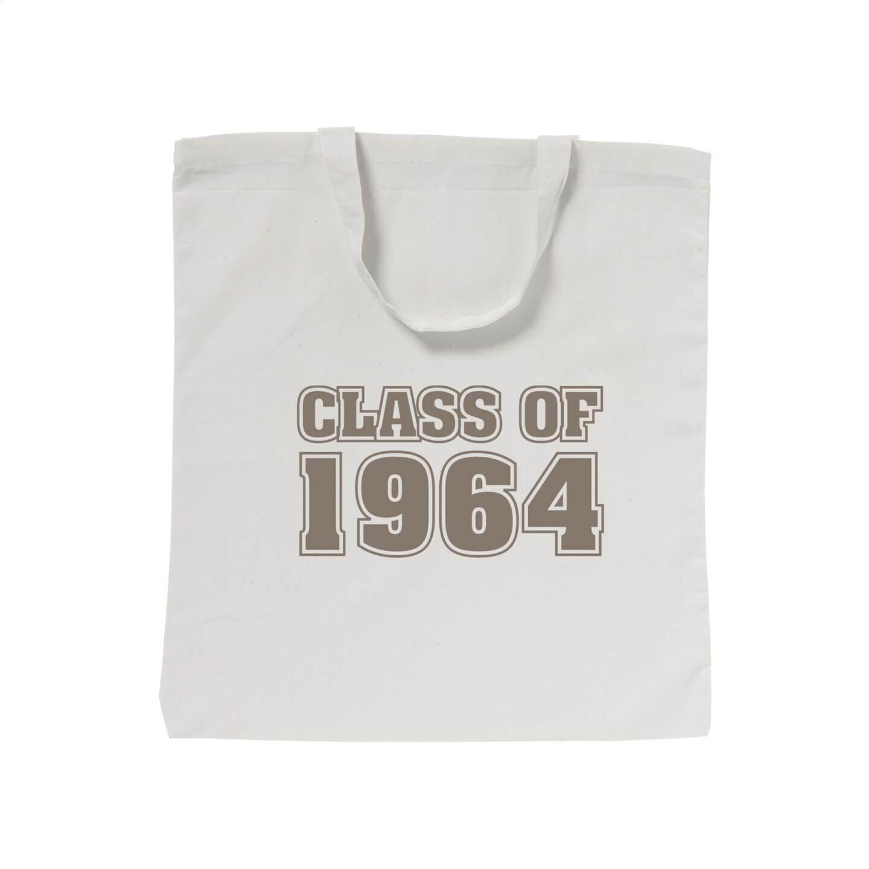 Puuvillakassi logolla 3019