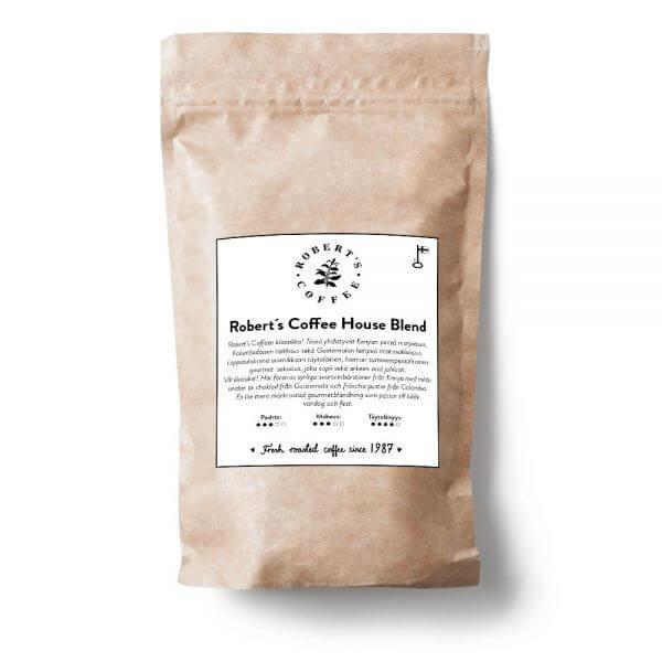 ROBERT´S COFFEE HOUSE BLEND