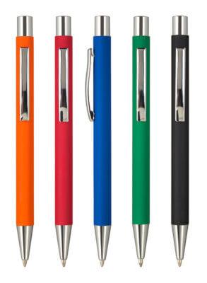 Softy kynä logolla