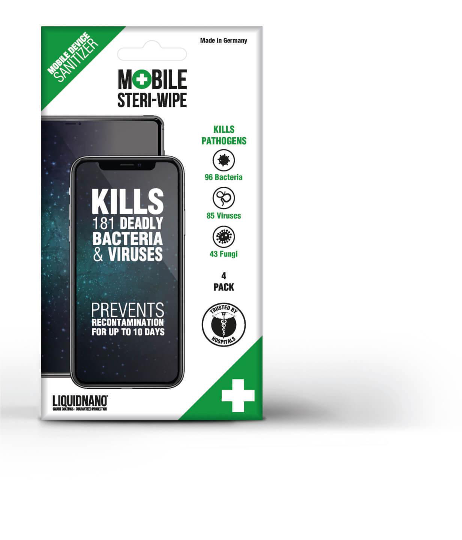 Mobile Steri-Wipe