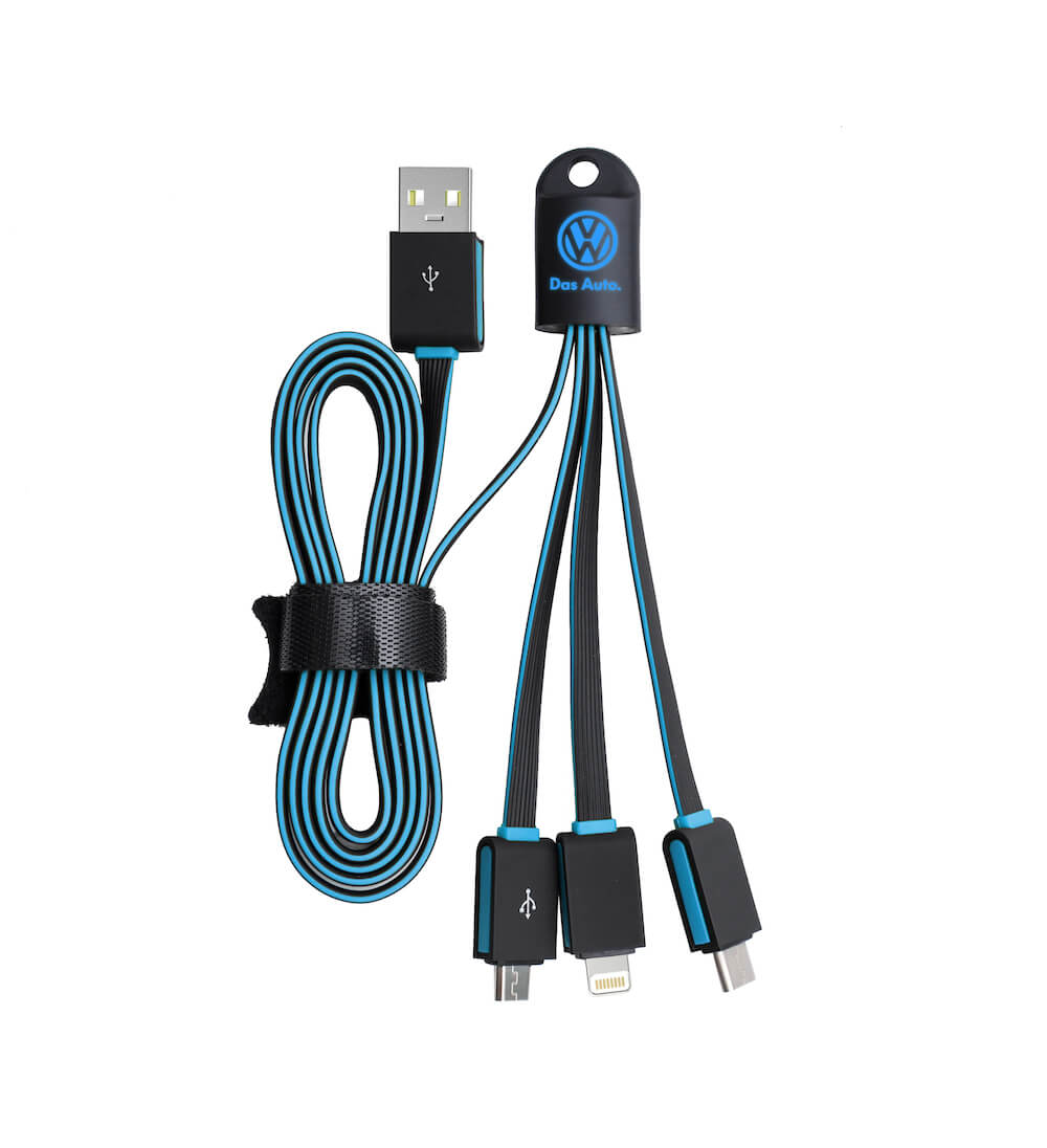 USB-latauskaapeli