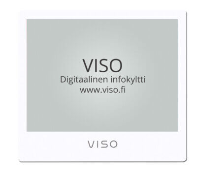 Viso digitaalinen infokyltti